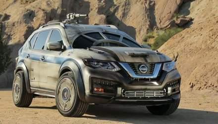 """З нагоди прем'єри нових """"Зоряних війн"""" Nissan випустив кросовер, схожий на космічний корабель"""