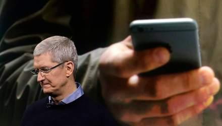 Тім Кук зізнався, що залежить від свого iPhone
