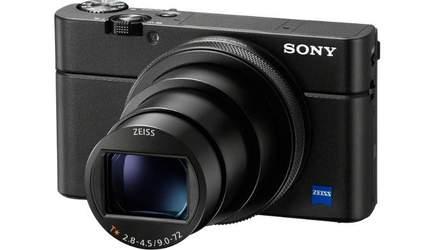 Sony представила нову компактну камеру: характеристики та ціна