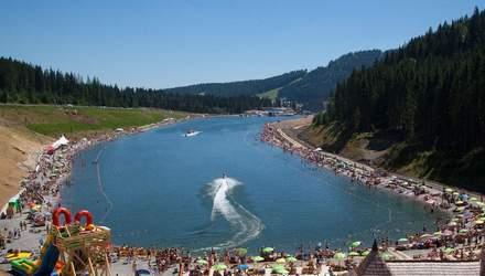 В Буковеле официально открыли сезон летнего отдыха