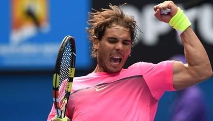 """Тенісист Рафаель Надаль просто """"зніс"""" з корту суперника і пробився до півфіналу """"Ролан Гаррос"""""""