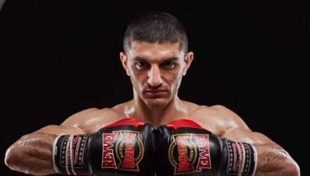 Український боксер захищатиме титул чемпіона світу у Києві на вертолітному майданчику
