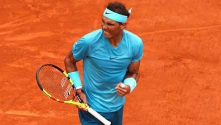 Рафаель Надаль виграв Roland Garros