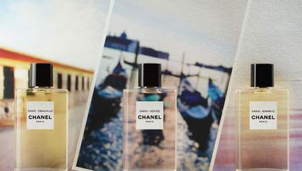 Chanel присвятив нові аромати містам біля моря