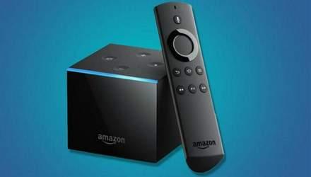 Amazon зробила гібрид  розумної колонки і TV-приставки: як виглядає новинка
