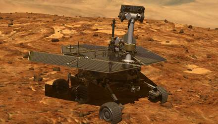 На Марсе бушует мощный шторм, миссия NASA под угрозой