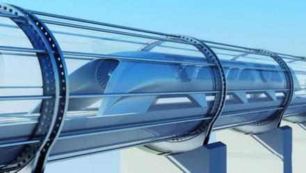 Hyperloop в Україні бути: Омелян підписав відповідну угоду