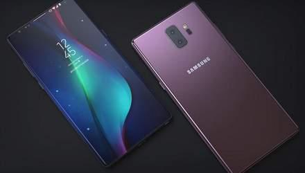Специалисты рассекретили самую большую загадку Samsung Galaxy Note 9