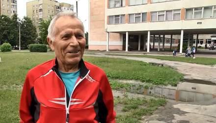 78-летний львовянин покорил мир на Чемпионате по горному бегу: поразительная история