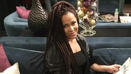 Гайтана призналась, как живет ее отец в Африке