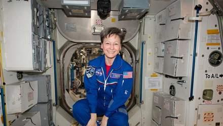 На пенсию ушла первая женщина-командир МКС