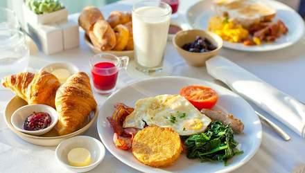 Топ-3 простых правила завтрака для тех, кто худеет
