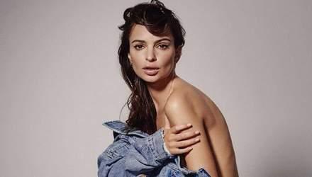 Эмили Ратаковски показала свое тело в провокативном образе: горячие фото