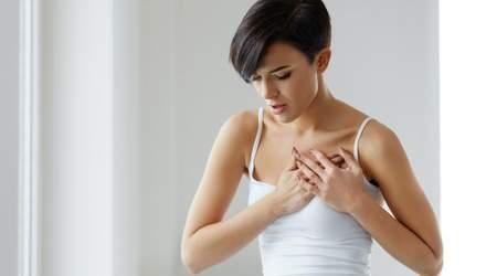Як визначити стенокардію: основні симптоми