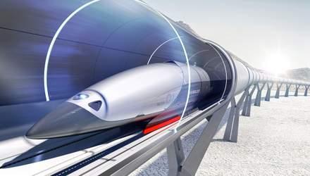 Hyperloop в Україні: аналітик назвав дві умови для появи транспортної системи