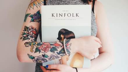 Татуювання можуть призвести до невиліковних хвороб