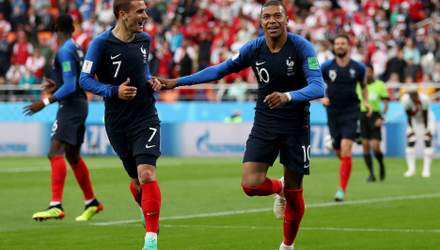 Франція обіграла Перу і вийшла в плей-оф Чемпіонату світу