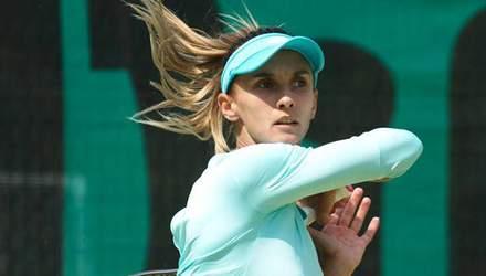 Цуренко впевнено обіграла росіянку Касаткіну на турнірі в Бірмінгемі
