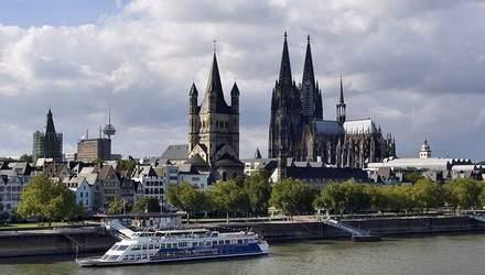 У Німеччині довелося евакуйовувати цілий катедральний собор через дивну поведінку відвідувача
