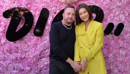 Кто посетил модный показ Dior: звездный фотообзор