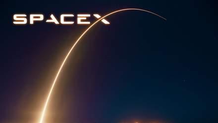 SpaceX провела успішні випробування системи порятунку космічного корабля: відео