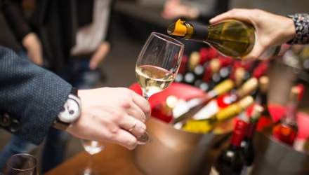 Яке біле вино вважається найпопулярнішим у світі