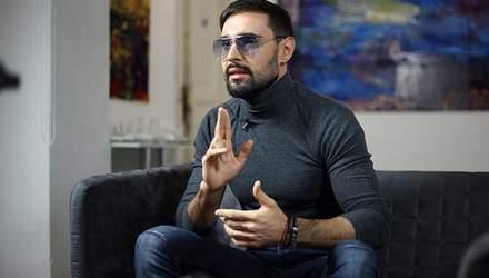 Скандальний співак Віталій Козловський заявив, що більше не виступатиме в Росії