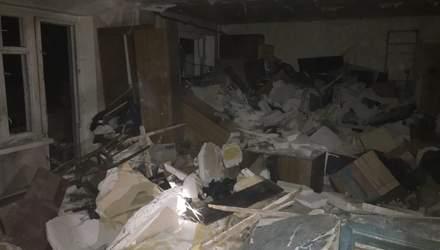 У Кривому Розі в багатоповерхівці стався потужний вибух, є потерпілі: фото та відео