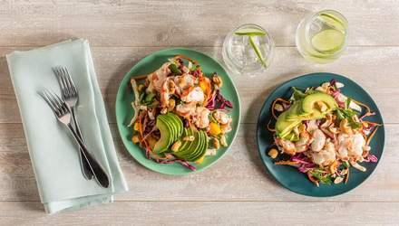 Карибский салат из курицы и сладкой кукурузы: вкусный рецепт