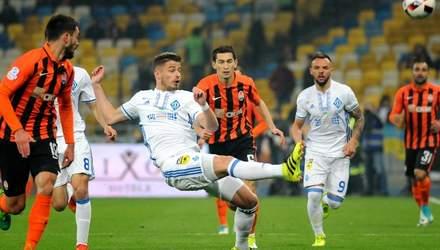 Шахтер - Динамо: дата, время и место поединка за Суперкубок Украины