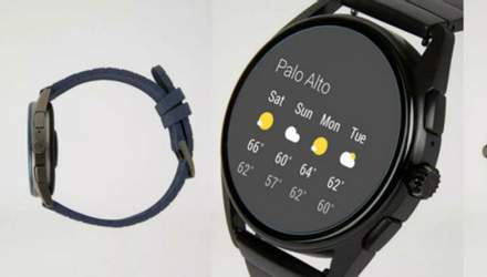 "Стильний смарт-годинник Connected Emporio Armani: ефектний дизайн, але ціна ""кусається"""