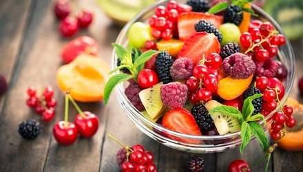 Топ-8 фруктов и ягод с наибольшим содержанием сахара
