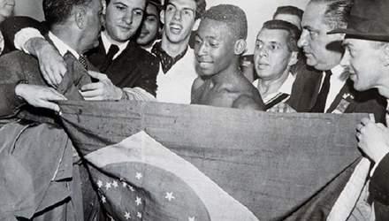 ЧС-1958 з футболу: спалах Пеле, показ на теле і вічний рекорд
