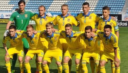 Українська юнацька збірна стартувала на Євро перемогою над французами