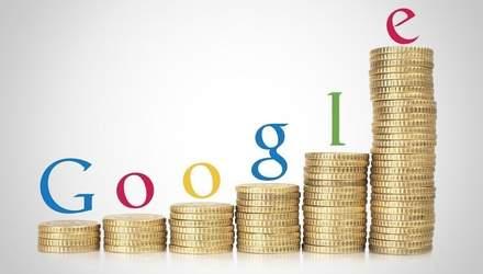 ЄС оштрафував Google на рекордну суму