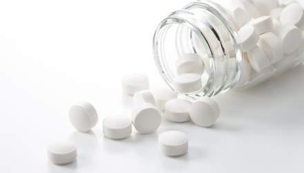 В Україні заборонили популярні таблетки для зміцнення кісток