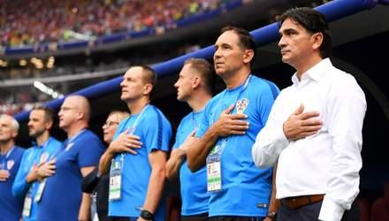 Скандальний лист тренера збірної Хорватії до політиків виявився фейком