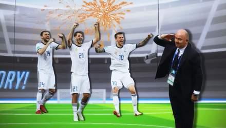 Яка збірна на думку росіян показала найкращу гру на ЧС-2018: цікаві рейтинги