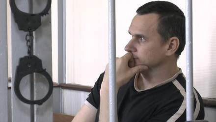 На Одеському кінофестивалі презентують ідею фільму Олега Сенцова