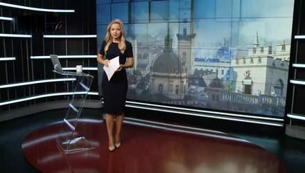 Випуск новин за 12:00: Вибух у Києві. Ситуація на фронті