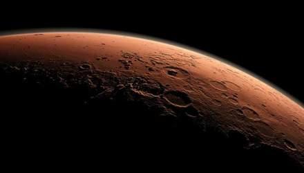 Науковці з'ясували цікавий факт про Марс