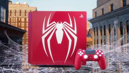 Sony выпустит лимитированную серию приставки PlayStation 4 Amazing Red