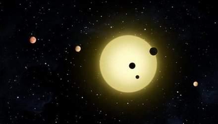 """Науковці знайшли зірку, яка """"поїдає"""" планету"""
