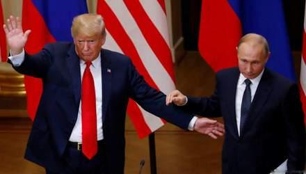 Післясмак Гельсінського саміту: як Білий Дім намагається загасити шквал критики