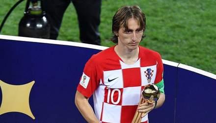 Болельщики выбрали символическую сборную ЧМ-2018