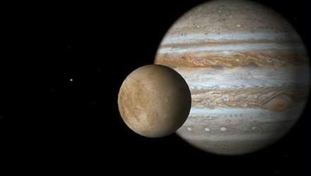 На спутнике Юпитера может существовать жизнь – новое исследование