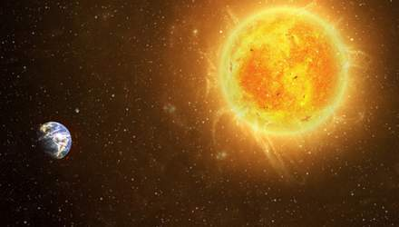 Как звучит Солнце: NASA обнародовало аудиозапись