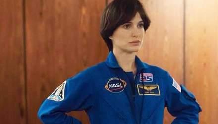 "Наталі Портман стала капітаном NASA у фільмі ""Бліда синя точка"": перше фото"