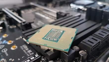 Intel оприлюднила дату виходу 10-нанометрових процесорів