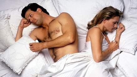 Які чинники руйнують сексуальне життя